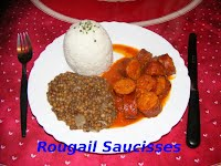 Rougail saucisses